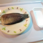 [7] タイの揚げ魚